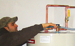 OUr Carrollton TX Water Heater Repair Team Specializes in Tank Style Water Heaters